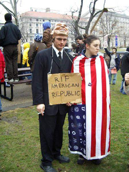 RIP American Republi...