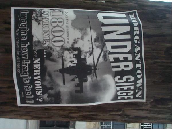 Morgantown under Mar...