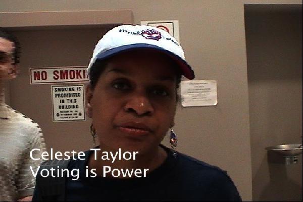 Celeste Taylor, Pitt...