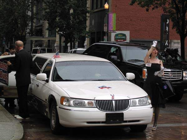 The Limo...