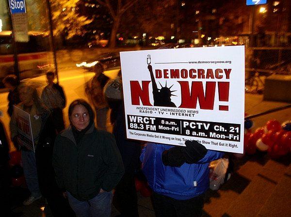 Democracy Now!...