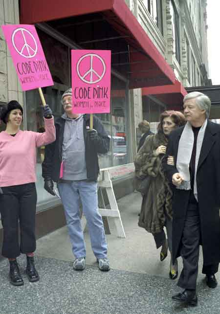 CodePink on Buy Noth...