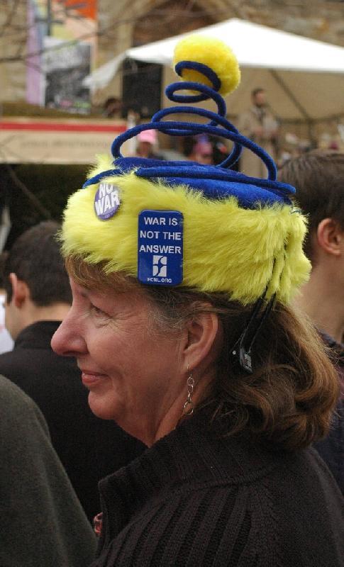 Colorful Headgear...