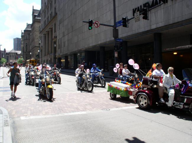 Parade picture...