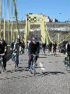 Bike Bloc Against the War, March 18