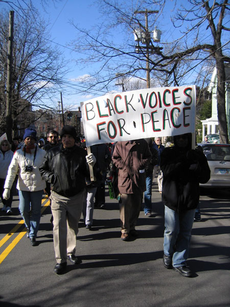 black voices for pea...