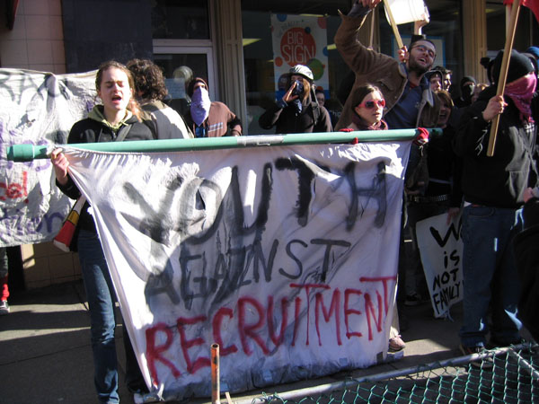 youth against recrui...