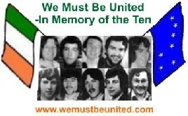 25 HR Fast in Memory of the 1981 Hunger Strike by Irish Republican Prisoners