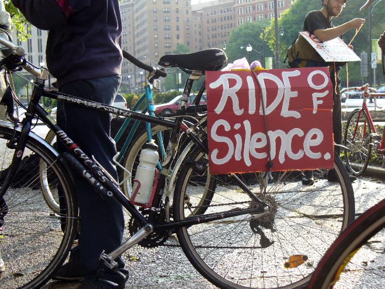 Ride of Silence...
