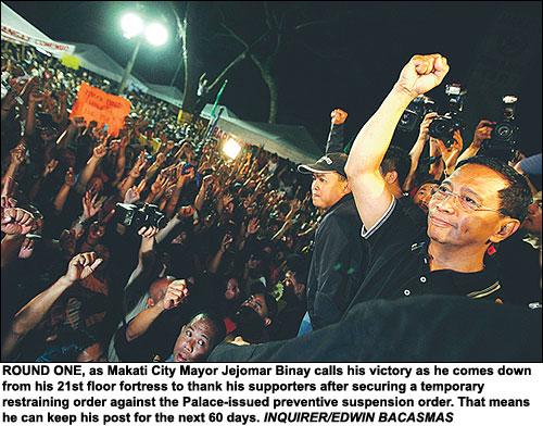 PHILIPPINES: Resist ...