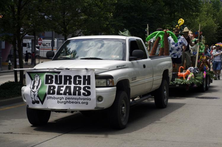 Burgh Bears...