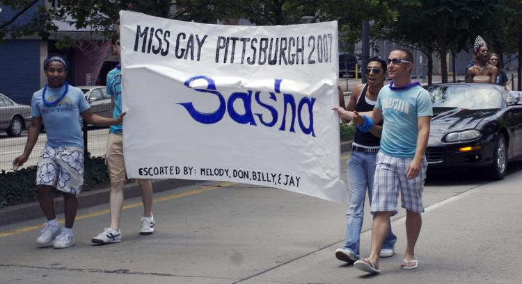 Miss Gay Pittsburgh ...
