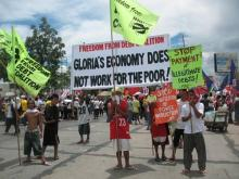 Gloria Arroyo's Economy: NOT WORKING