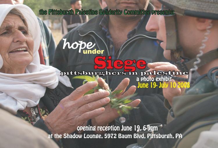Hope Under Siege: Pi...