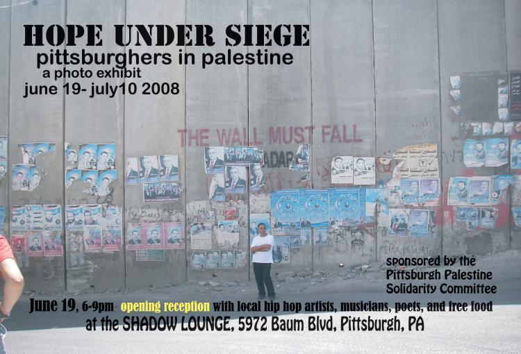 Hope Under Siege...