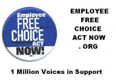 Amending The Employee Free Choice Act. A Compromise Every Union Can Live With.