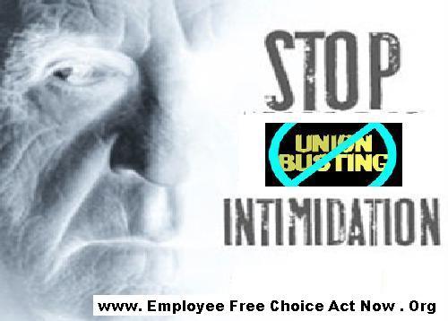 STOP Employer Intimi...