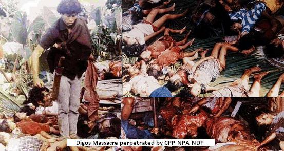 CPP-NPA-NDF victims...