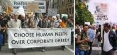 Pittsburgh G20 Diaries: Huge Peoples March vs. 'State of Siege'