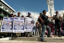 Filipino journalists remember 'Maguindanao massacre'