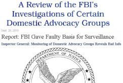 .PDF Docs Detail FBI's Chilling Abuse Of MKE CWs & others including Pittsburgh and Ithaca