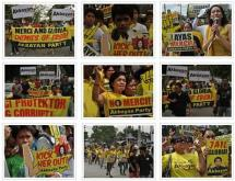 "PHILIPPINES: Gloria Arroyo and Merceditas Gutierrez are ""enemies of EDSA"""