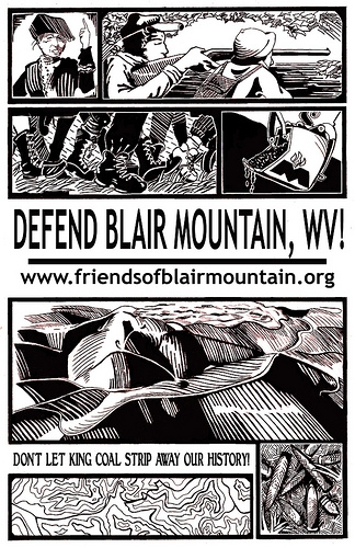 March on Blair Mount...