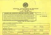 Arizona Illegal Drug Dealer License