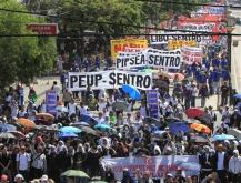 PHILIPPINES: Sentro, Nagkaisa herald new era of labor unity