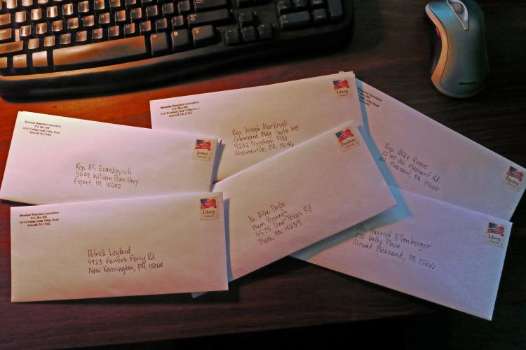 Letters to Local Sta...