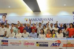 Philippines - Makabayan adopts 5 senatorial bets from 2 major slates