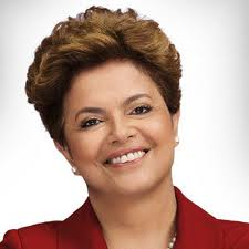 Dilma Roussef...