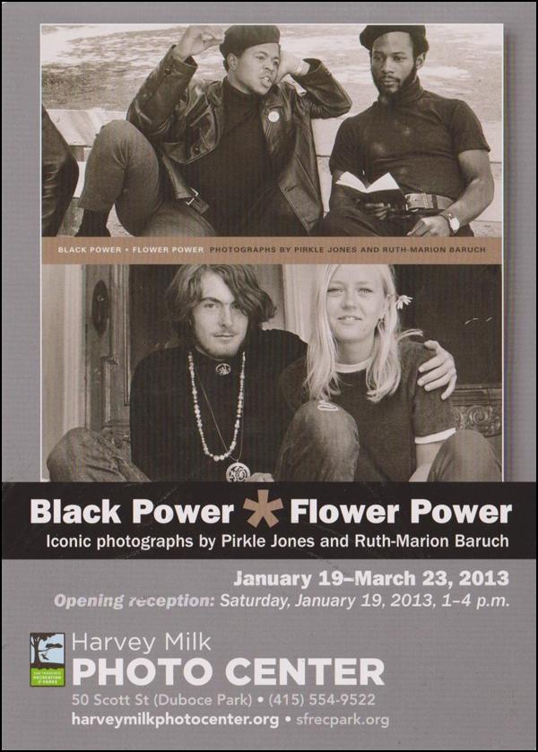 Black Power * Flower...