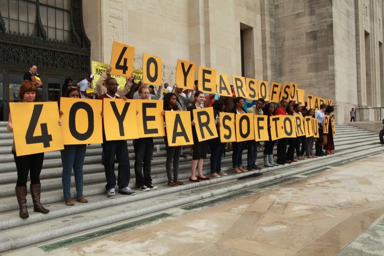 40 Years of Solitary...